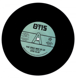 "Otis Clay - The Only Way Is Up / Messing With My Mind DEMO 45 (Outta Sight) 7"" Vinyl"