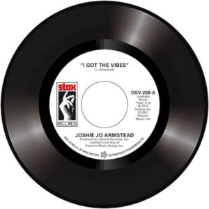 "Joshie Jo Armstead - I Got The Vibes / Carla Thomas - I'll Never Stop Loving You 45 (Outta Sight) 7"" Vinyl"