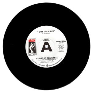 "Joshie Jo Armstead - I Got The Vibes / Carla Thomas - I'll Never Stop Loving You DEMO 45 (Outta Sight) 7"" Vinyl"