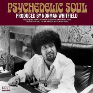 Psychedelic Soul Produced By Norman Whitfield - Various Artists CD (Kent)
