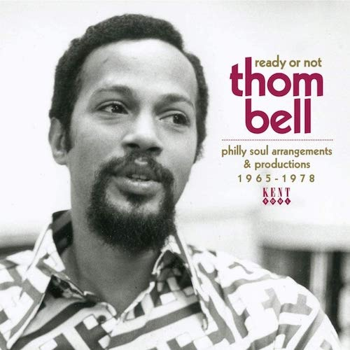 READY OR NOT THOM BELL CD CDTOP488