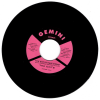 """The Exits - You Got To Have Money / Under The Street Lamp 45 (Gemini) 7"""" Vinyl"""