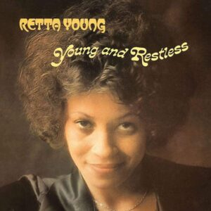 Retta Young - Young And Restless CD (Expansion)