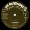 """Linda Jones - I Just Can't Live My Life (Without You Babe) / My Heart DEMO 45 (Soul Brother) 7"""" Vinyl"""