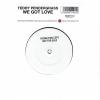 "Teddy Pendergrass - We Got Love / Should I Go Or Should I Stay PROMO 45 (Shotgun) 7"" Vinyl"