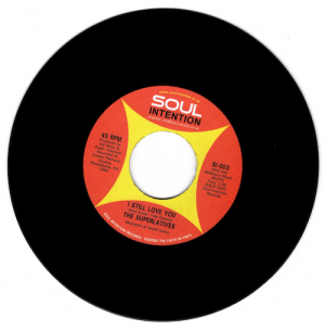 "Superlatives - I Still Love You / The Movement 45 (Soul Intention) 7"" Vinyl"