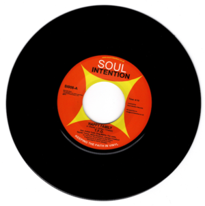 """T.F.O - Happy Family / Let Love Come Right On In 45 (Soul Intention) 7"""" Vinyl"""