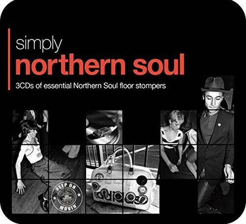 SIMPLY SOUL 3CD TIN
