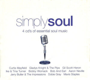Simply Soul - Various Artists 4x CD (Union Square)