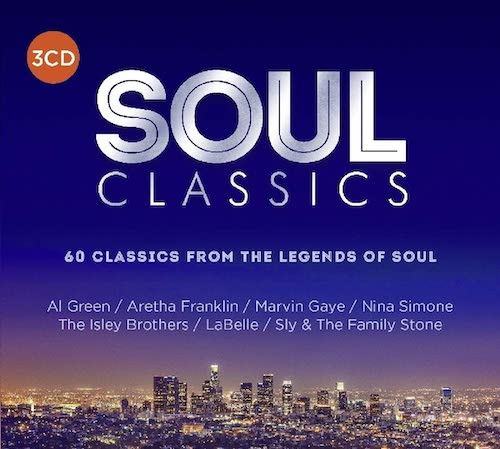 SOUL CLASSICS 3CD DEMON