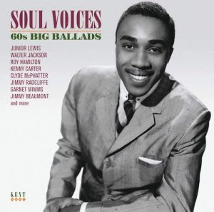 Soul Voices - 60s Big Ballads CD (Kent)