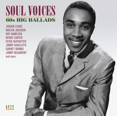 Soul Voices - 60s Big Ballads CD (Kent)