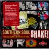 Southern Soul Shake! SSS Soul Survey & Music City Soul - Various Artists 2x CD (Charly)