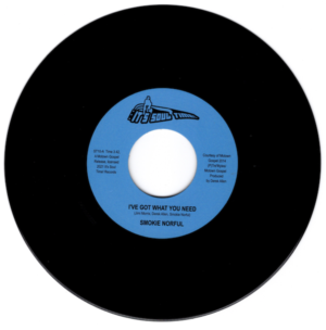 """Smokie Norful - I've Got What You Need / Lexi Feat Gene Moore - I Choose You 45 (It's Soul Time) 7"""" Vinyl"""