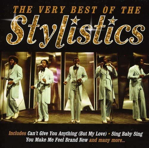 The Stylistics - The Very Best Of CD (Spectrum)