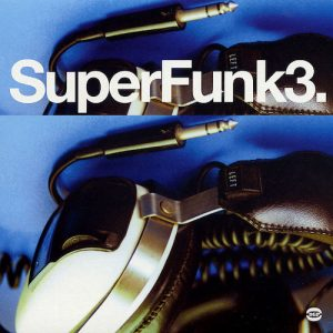 Super funk Volume 3 - Various Artists 2x LP Vinyl (BGP)
