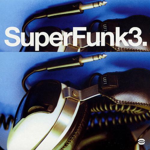 Super funk Volume 3 - Various Artists 2x LP Vinyl (BGP)