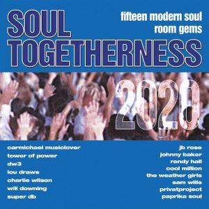Soul Togetherness 2020 CD (Expansion) CDEXP62