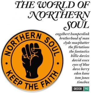 World Of Northern Soul - Various Artists LP Vinyl (Decca)