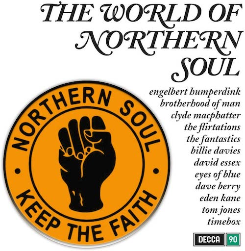 WORLD OF NORTHERN SOUL LP