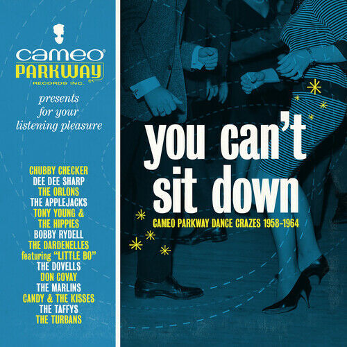 You Can't Sit Down - Cameo Parkway Dance Crazes 1958-1964 - Various Artists CD (Abkco)