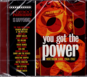 You Got The Power - Northern Soul 1964-1967 - Various Artists CD (Abkco)
