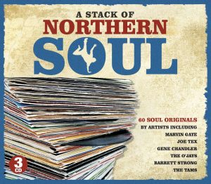 A Stack Of Northern Soul 3X CD-0