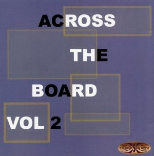 Across The Board Volume 2 CD