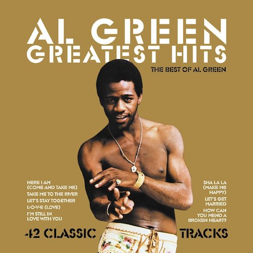 Al Green - Greatest Hits - The Best Of Al Green 2X CD