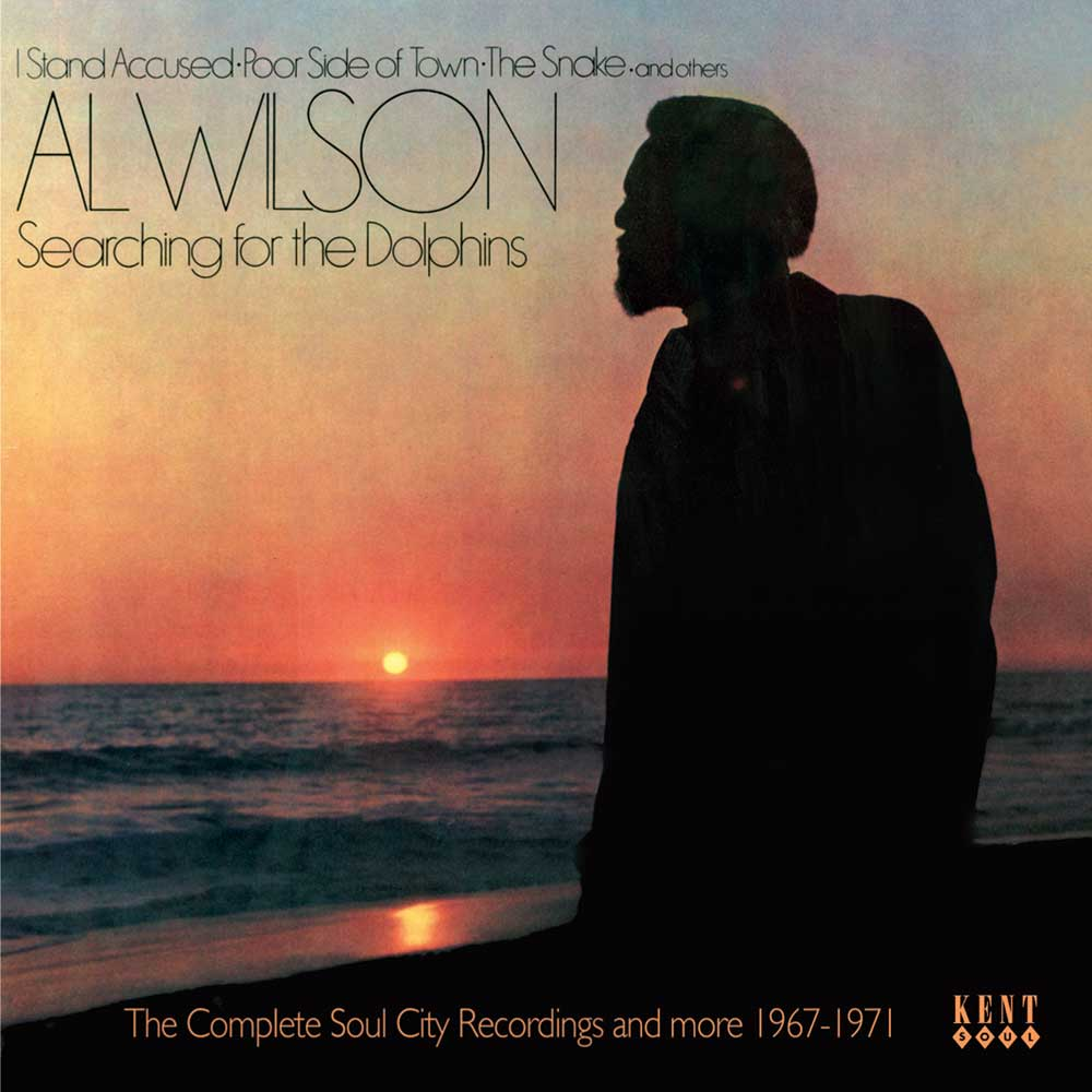 Al Wilson – Searching For Dolphins CD