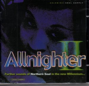 Allnighter Volume 2 - Various Artists CD (Goldmine Soul Supply)