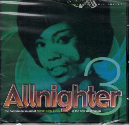 Allnighter Volume 3 CD
