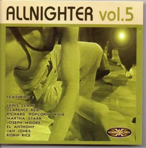 Allnighter Volume 5 CD-0