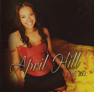 April Hill - Love 360 CD