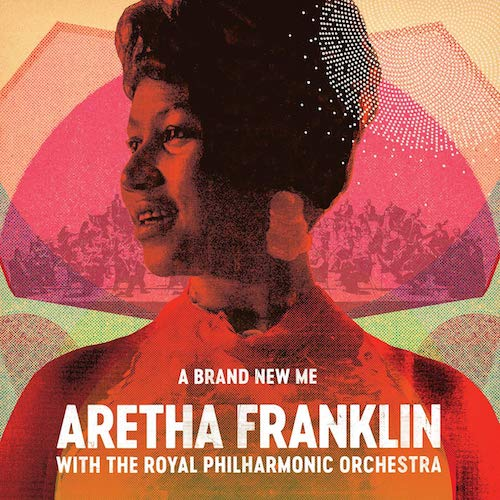Aretha Franklin With The Royal Philharmonic Orchestra - A Brand New Me CD (Rhino)