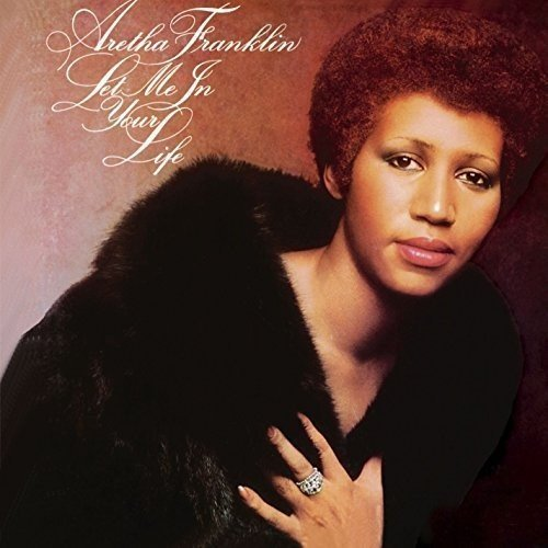 Aretha Franklin - Let Me In Your Life CD (Warner)