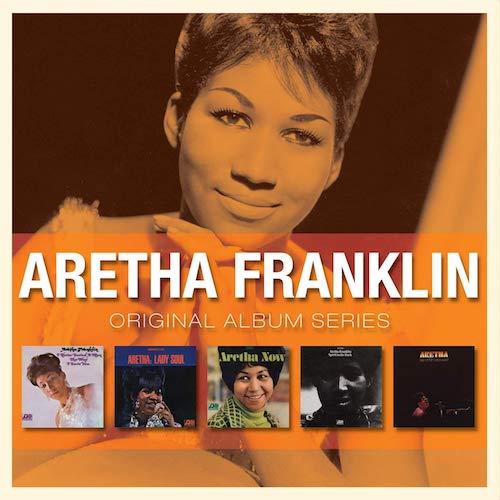 Aretha Franklin - Original Album Series Volume 1 5CD