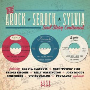 Arock - Serock - Sylvia Soul Story Continued CD