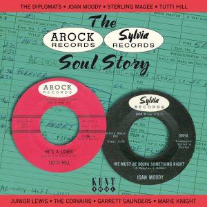 The Arock & Sylvia Soul Story CD