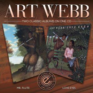 Art Webb - Mr Flute / Love Eyes CD