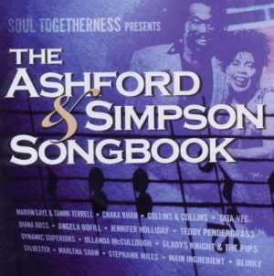 Ashford & Simpson Songbook - Various Artists CD (Expansion)
