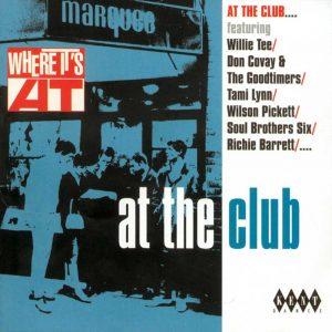 At The Club - Various Artists CD (Kent)