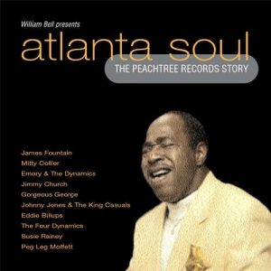 Atlanta Soul - The Peachtree Records Story - Various Artists CD (Grapevine)