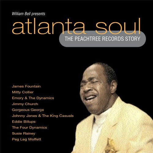Atlanta Soul - The Peachtree Records Story CD (Grapevine)