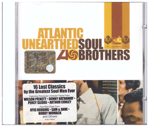 Atlantic Unearthed: Soul Brothers CD