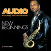 Audio Featuring Vince Broomfield - New Beginnings LP Vinyl Album (Soul Junction)