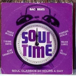 Soul Time - Soul Classics 24 Hours A Day CD -0
