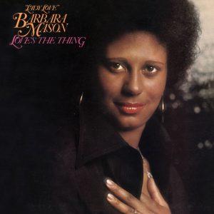 Barbara Mason - Love's The Thing CD (Soul Brother)