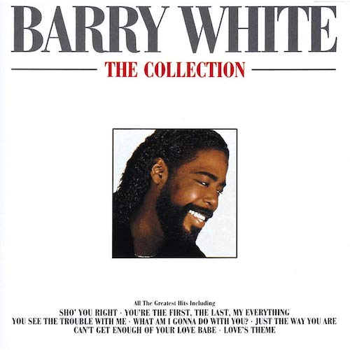 Barry White - The Collection CD