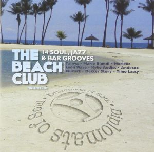 Beach Club - Presented By The Diplomats Of Soul CD